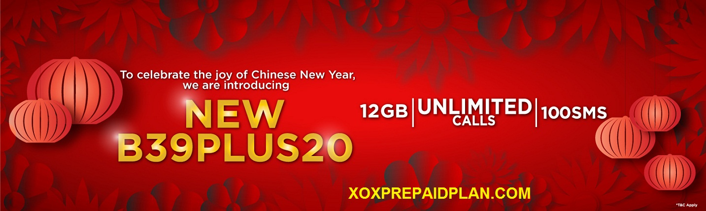 Unlimited Call B39plus20 Onexox