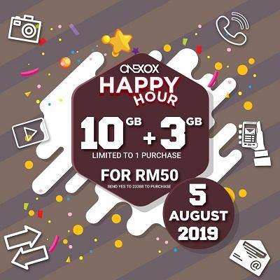 one-xox-happy-hour-promo